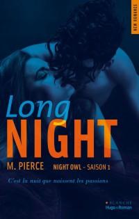 Night Owl, saison 3 : After Dark de M. Pierce