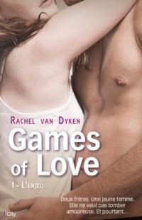 Games of Love : L'enjeu de Rachel Van Dyken