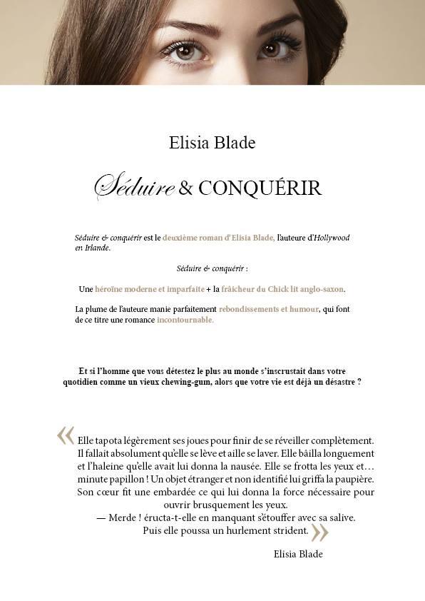 Entretien avec Elisia Blade...