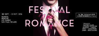 Avez-vous prévu de venir au Festival New Romance à Bandol ?