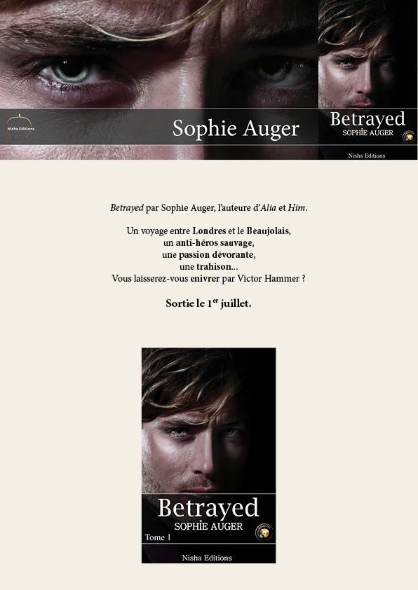 Entretien avec Sophie Auger...