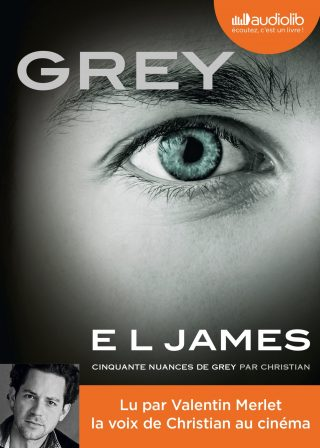 Livre Audio : Grey de E.L. James