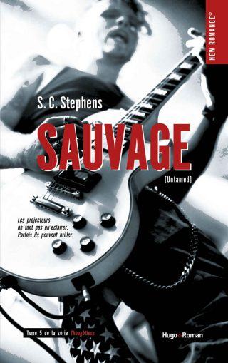 Sauvage (Untamed) de S. C. Stephens