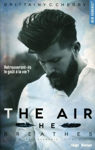 Elements, tome 1 : The Air he breathes de Brittainy C. Cherry